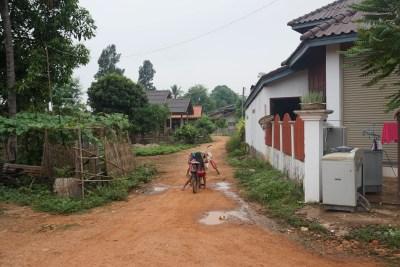 Local Village Laos