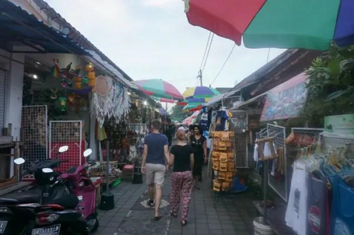 inland destinations Ubud