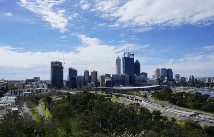 Kings Park, western australia