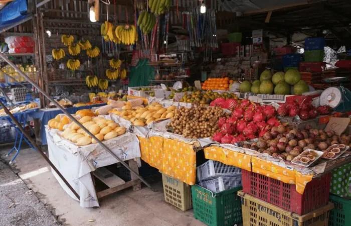 Khao Lak Markets