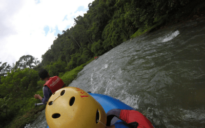 A Family Experience – White-water rafting in Phang Nga – Thailand