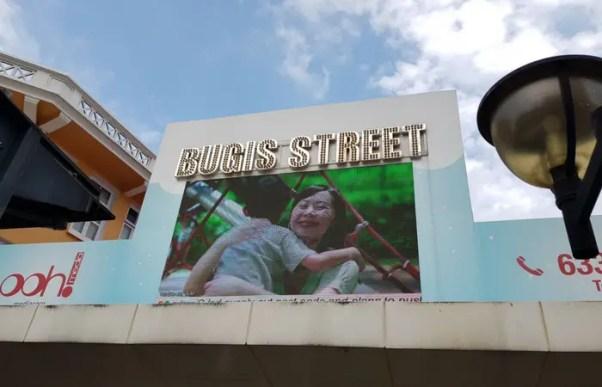 Bugis Street, Singapore.