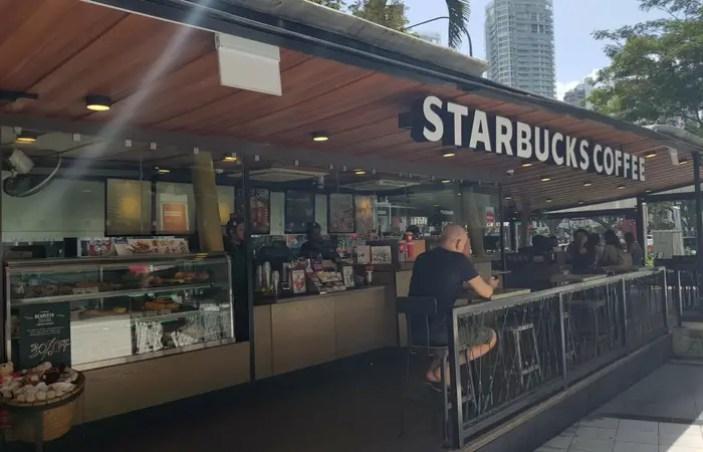 Starbucks Orchard street
