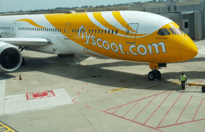 low-cost airline