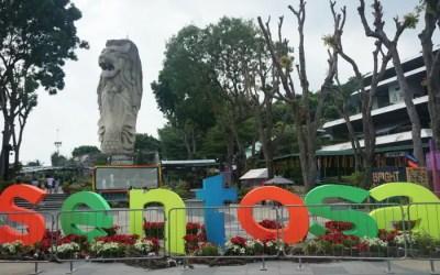 It's Fun Galore and Entertainment Plus at Singapore's Sentosa Island