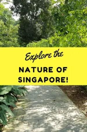 Nature of Singapore