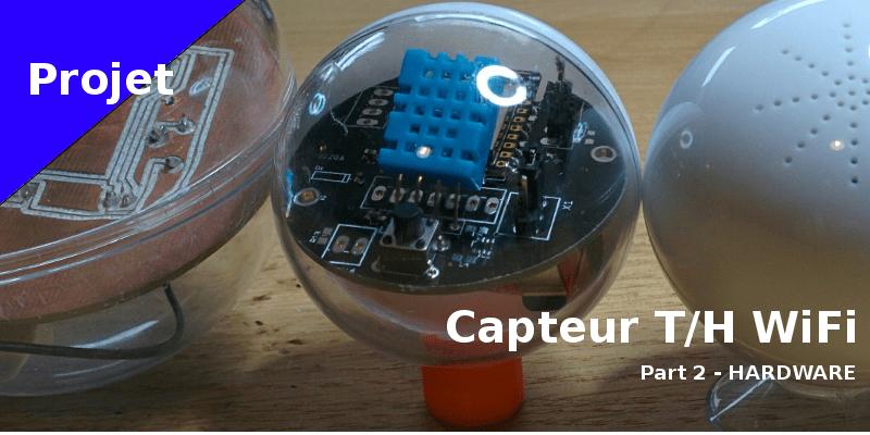 Capteur temperature humidite wifi_hardware