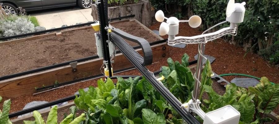 farmbot diy agriculture robot