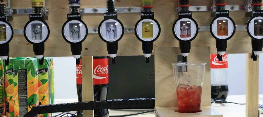 Barbot_cocktail_robot