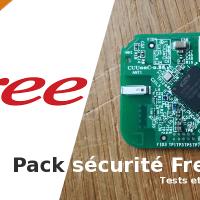 Etude du pack sécurité Freebox Delta