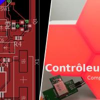 Contrôleur LEDs - compatible ZigBee