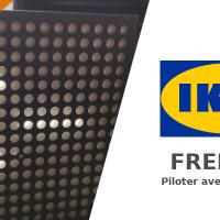 Hack Ikea Frekvens panel - ESP8266