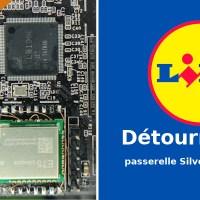 Hack -Détournement de la passerelle Lidl silvercrest