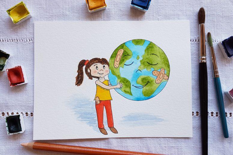 Thème environnement maternelle