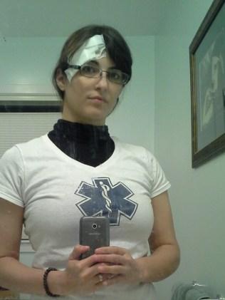 Medic with amnesia