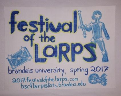 Festival of the LARPs