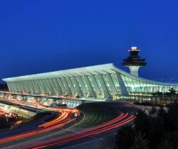 Athlete Arrival Information for IAD Washington Dulles and