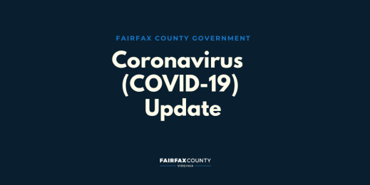 coronavirus (COVID-19) update from Fairfax County