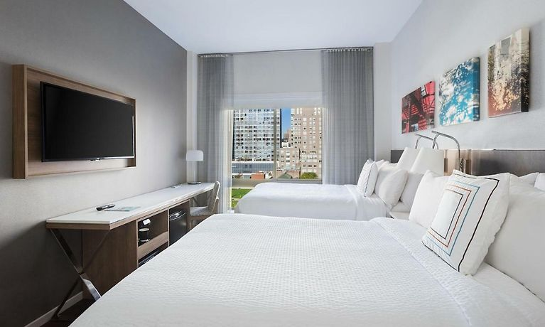 Fairfield Inn Suites New York Manhattan Central Park
