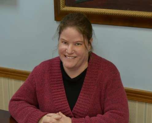 Megan P. Fairfield