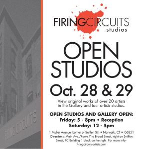 Firing Circuits annual Open Studios Event