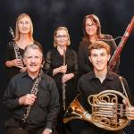 Free Concert: The Madera Winds Quintet at Carriage Barn Arts Center