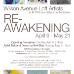 Wilson Avenue Loft Artists at ARTWorks Gallery on the Green