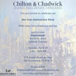 EXPRESSIONS - Works by Artisi Julliette Tehrani Featured at the Chilton & Chadwick One Year Anniversary Party