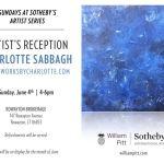 Welcomes Charlotte Sabbagh - Sundays at Sotheby's
