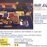 Still Life Opening Reception at Center for Contemporary Printmaking