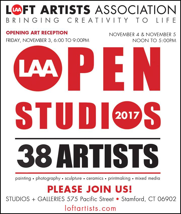 2017 Open Studios at Loft Artists Association