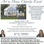 Tiny Miracles Art Show Benefit at William Pitt Sotheby's International Realty Westport