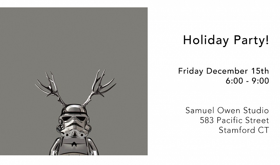 Holiday Party at Samuel Owen Gallery