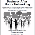 Tri-Chamber Business Networking & Tabletop Expo at UCONN Stamford