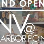 NV@Harbor Point Grand Opening Event