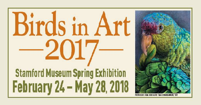 """Birds in Art"" Opening Reception at Stamford Museum & Nature Center"