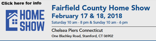 Fairfield County Home Show at Chelsea Piers Connecticut