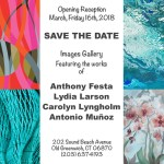 Opening Reception at Images Gallery