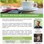 What's the Buzz About Sustainability at Shearwater Coffee Bar