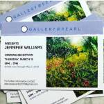 Opening Reception for Artist Jennifer Williams at Gallery at Pearl