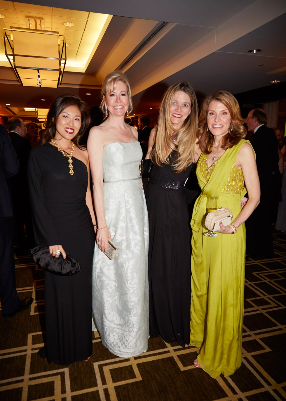 YWCA Greenwich Persimmon Ball 2016 – Fairfield County Look