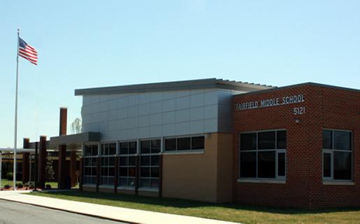 Middle Henrico Virginia Eric Fairfield School