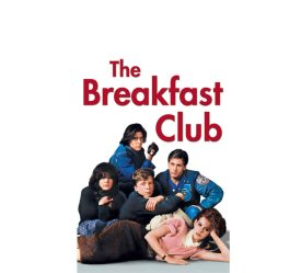 club breakfast poster 80s icon