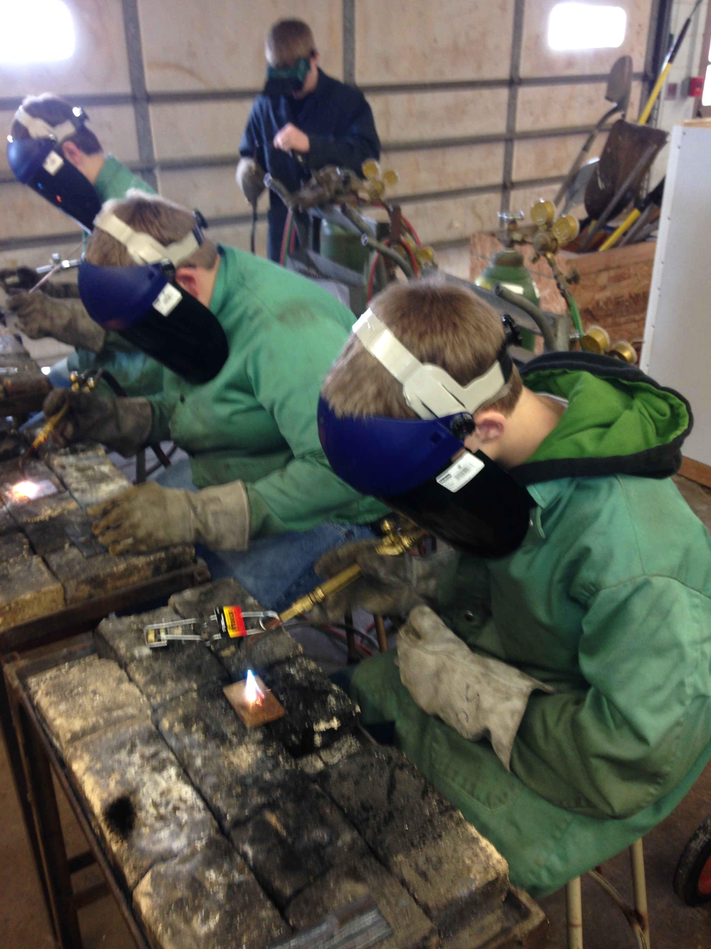 Agriculture Mechanics Stark County High School