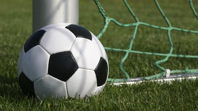 Football and Goal_2