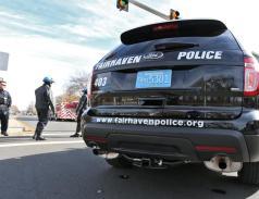 police car bumper (1)