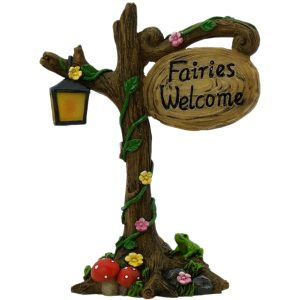 Enchanted Fairy Set – Fairy Figurine