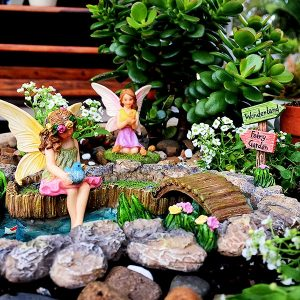 Fairy Garden Pond Set
