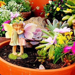 Sharing Secrets Fairies - Fairy Figurine