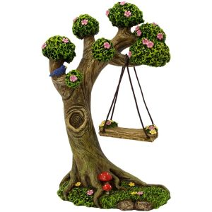 Tree Swing Set – Fairy Garden Accessories